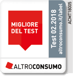 Migliore del Test Altroconsumo