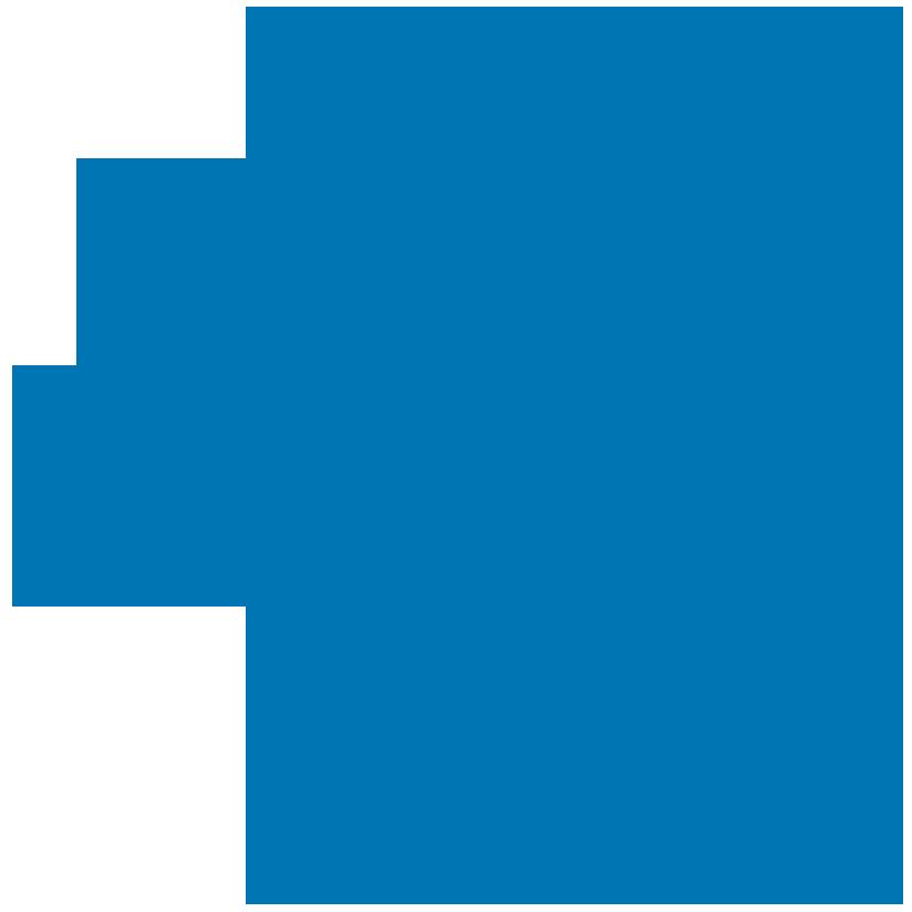 Una mappa di Germania, Olanda e Belgio